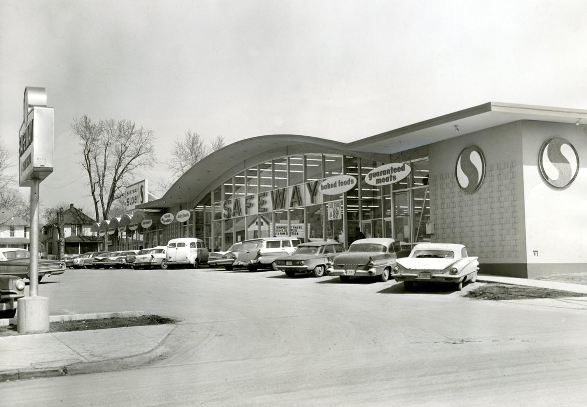 24th and Lake in 1965