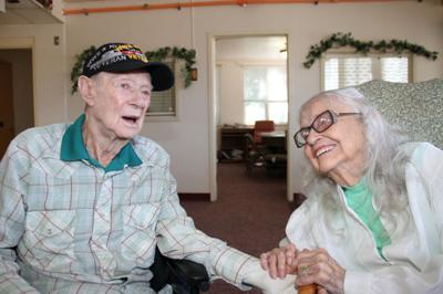 Lasting love after 73 years of marriage for Nebraska couple