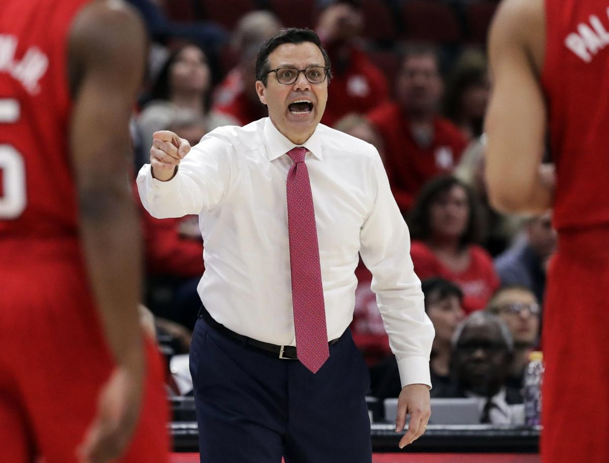 While Tim Miles awaits his return to coaching, he delivers snark from his couch
