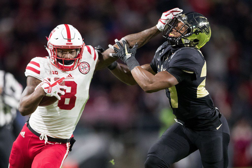 Stanley Morgan Ready To Get To Work For Scott Frost
