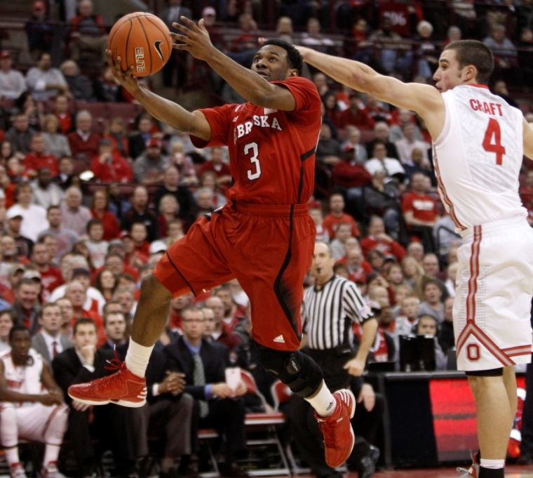 Huskers' effort disappoints Miles in loss to No. 8 Ohio State