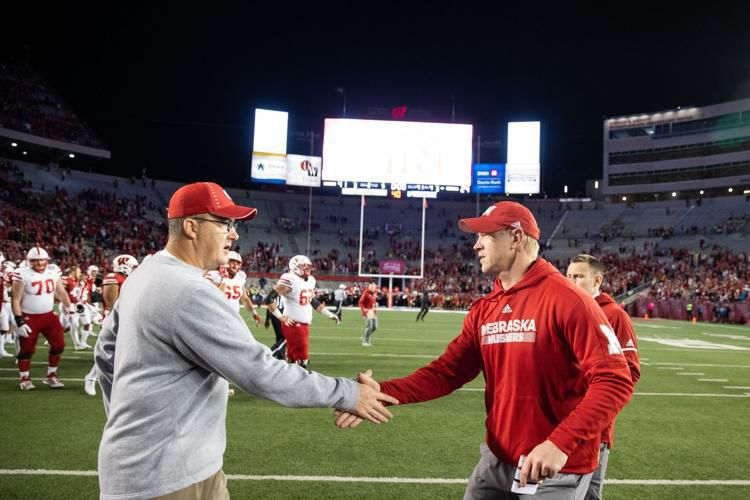 Scott Frost and Paul Chryst
