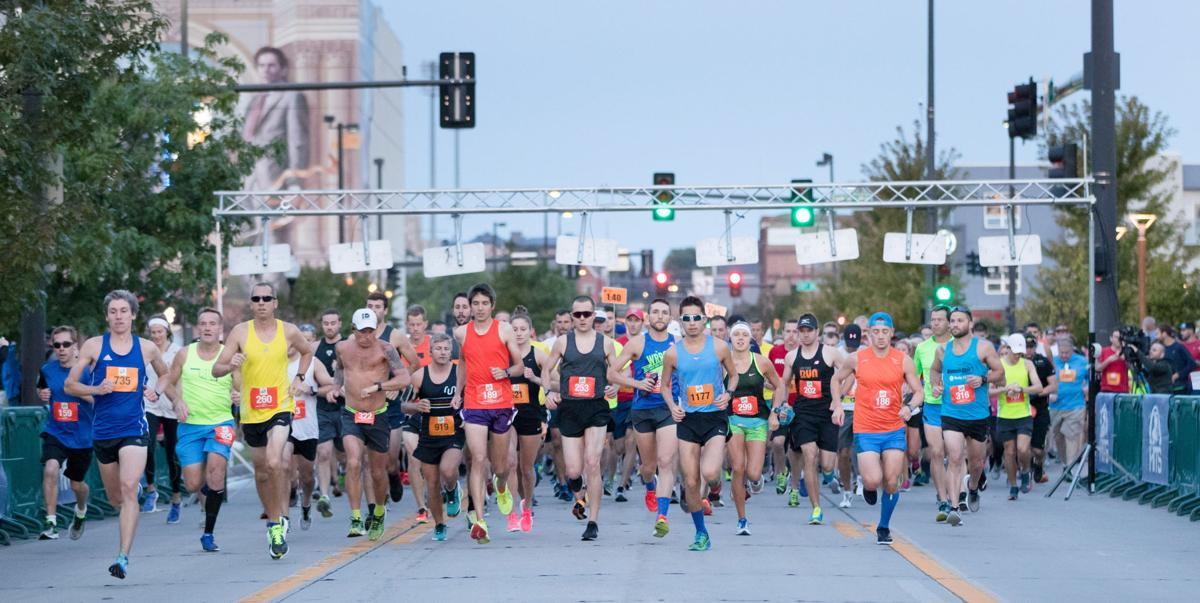 Omaha Marathon -2017