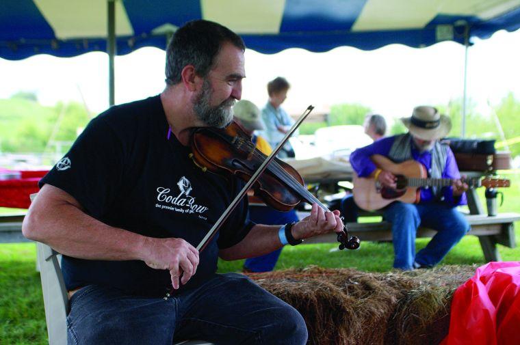 AppleGrass Bluegrass Festival this weekend at Ditmars Orchard