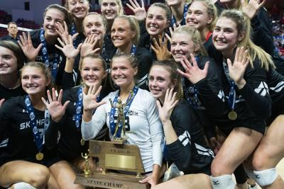 After fifth straight state title, Omaha Skutt finishes season No. 13 in USA Today's national ranks