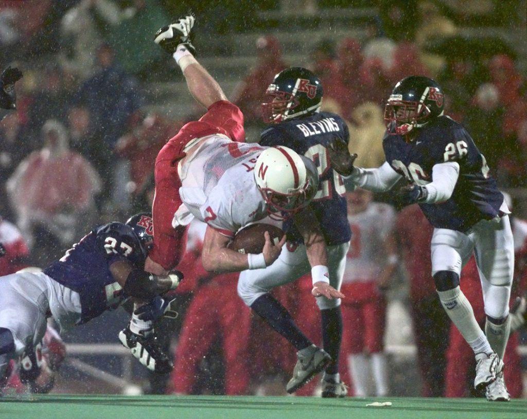 1997 Nebraska vs. Kansas