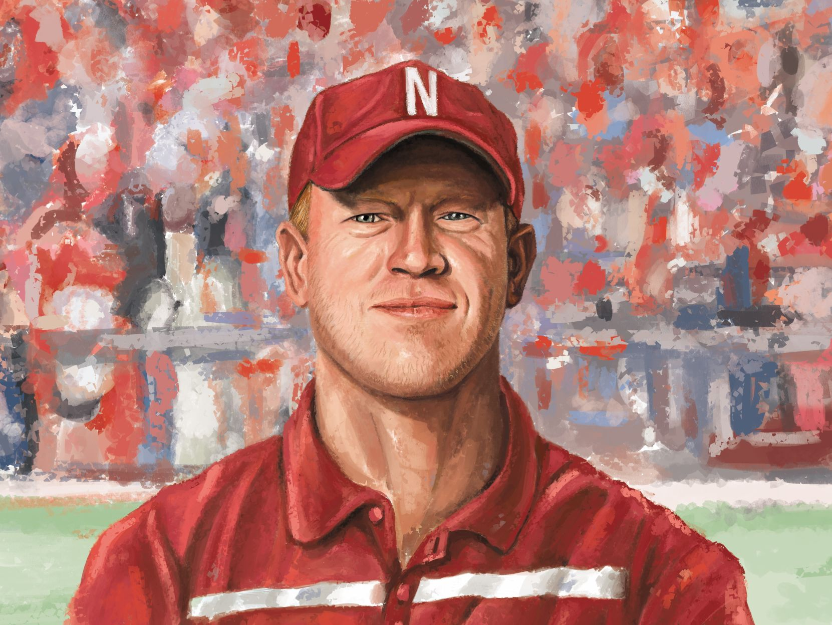 Scott Frost Joins Pat Fitzgerald Jim Harbaugh And Paul Chryst As