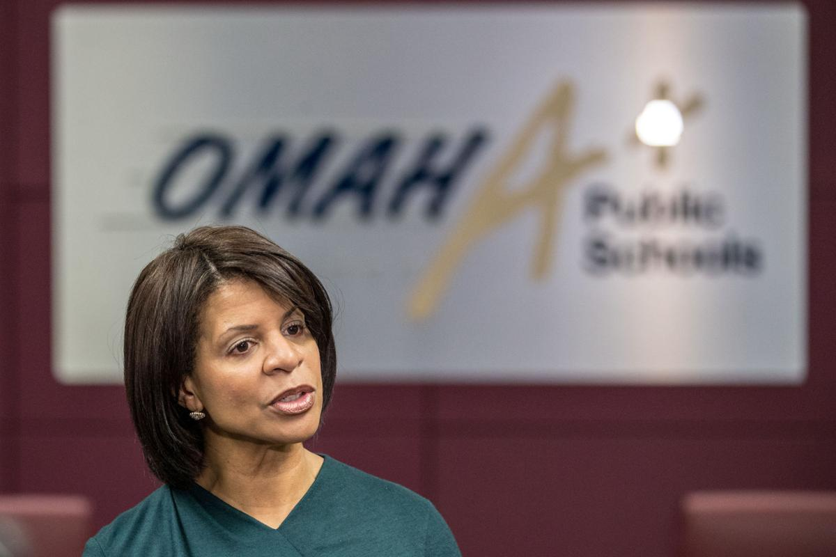 Cheryl Logan at OPS headquarters