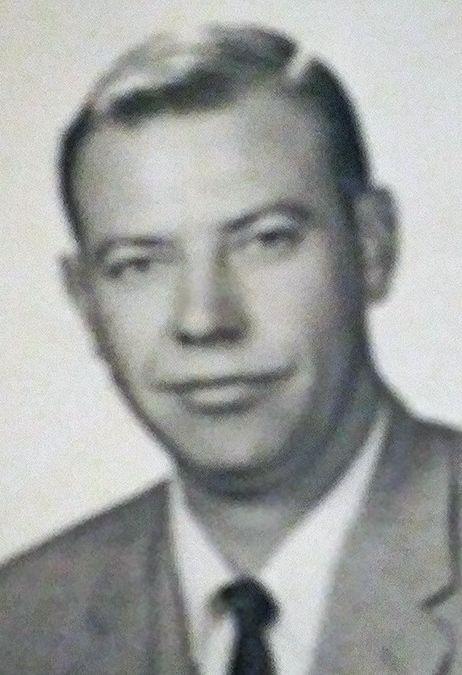 Hedell, Arnold Eugene
