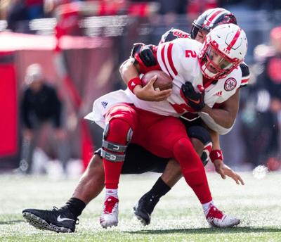 Scott Frost Huskers Encouraged But Find Ohio State Loss