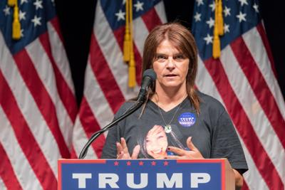 Trump Rally - Michelle Root