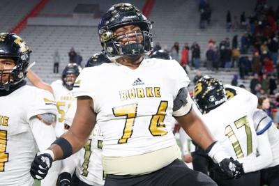Omaha Burke defensive lineman Caleb Robinson commits to Wyoming