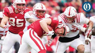 Carriker Chronicles: Three things to watch for during the Huskers spring game