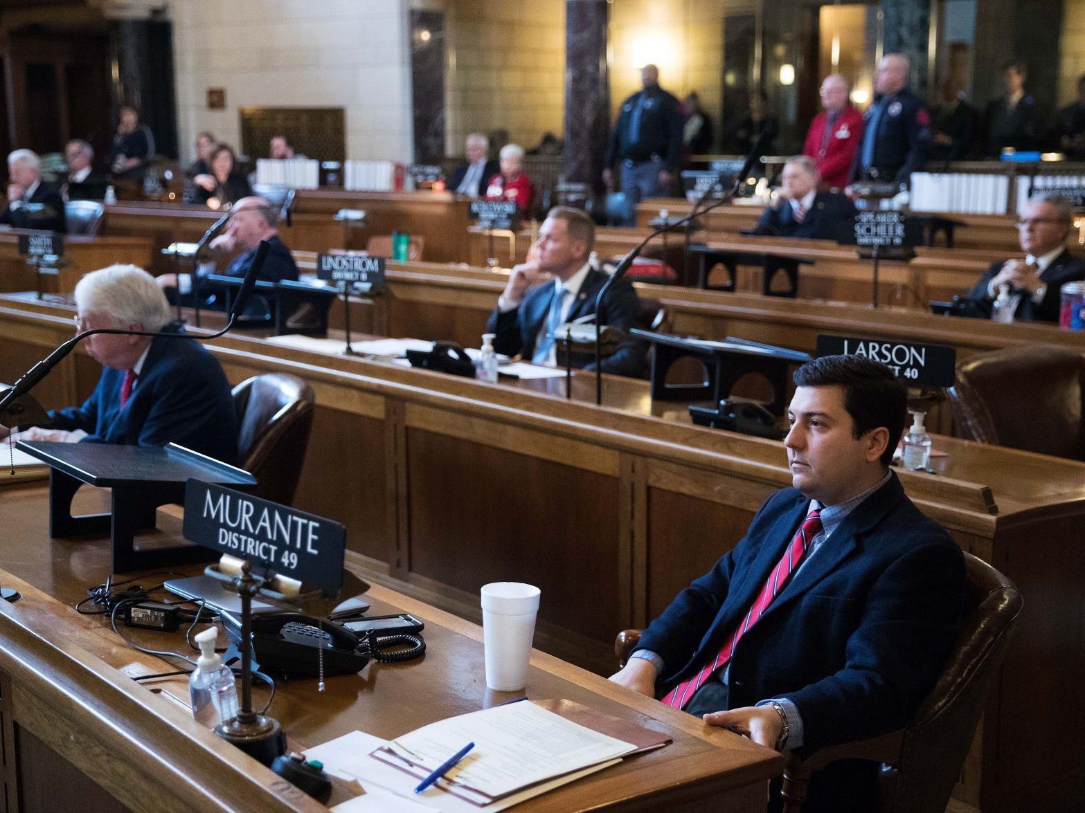 Ted Cruz endorses State Sen. John Murante in Nebraska treasurer's race