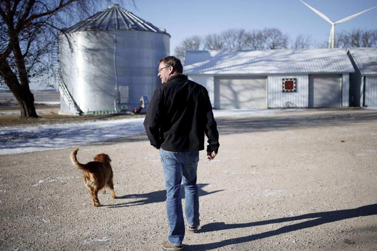 Kelly Nieuwenhuis' farm