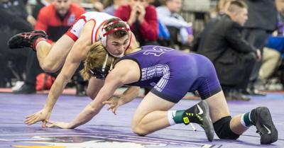 Class C: Rule of three for Valentine as Badgers claim third consecutive team title