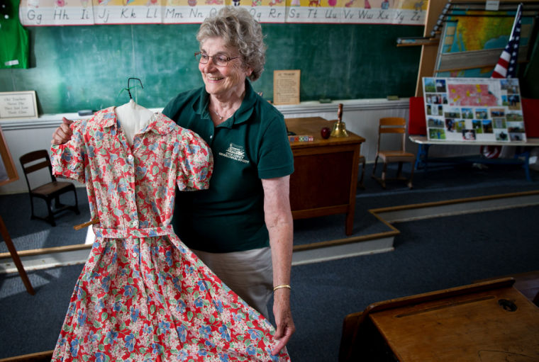 Grace: 1-room country schoolhouses may be gone, but they're not forgotten