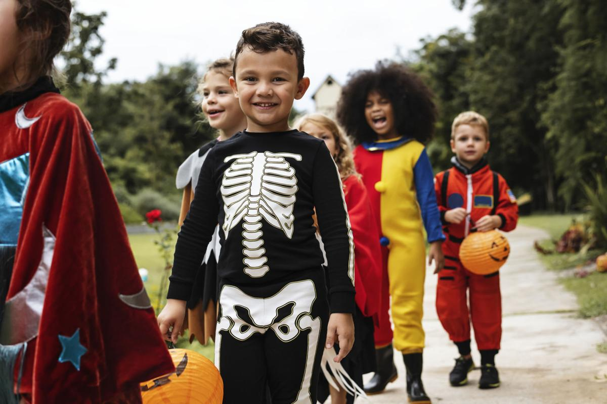 There are a lot of things to think about when considering how your children can celebrate Halloween this year.