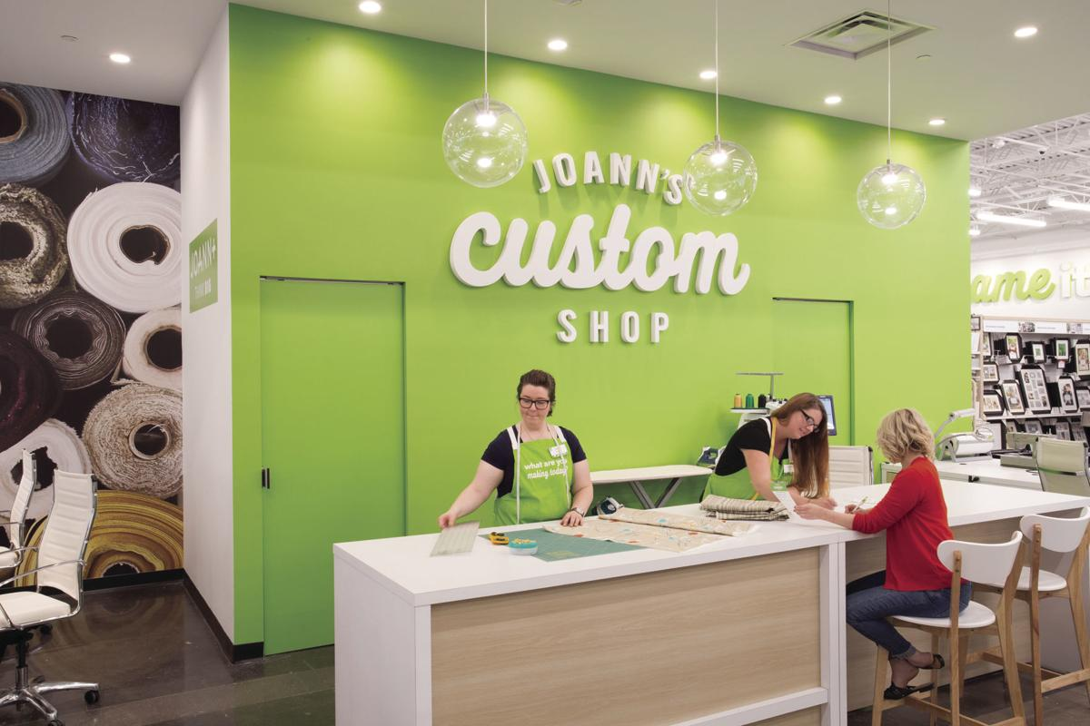 Joann custom shop