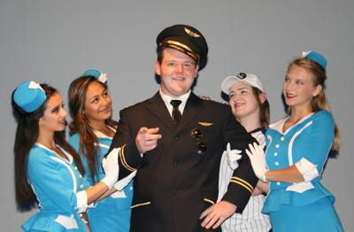 Preview: 'Catch' the Tony-nominated musical opening at the Bellevue Little Theatre