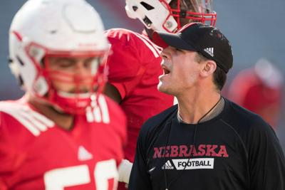 Practice Report, Aug. 29: NU's Bob Diaco says Blackshirts defend 'hopes and dreams' of state