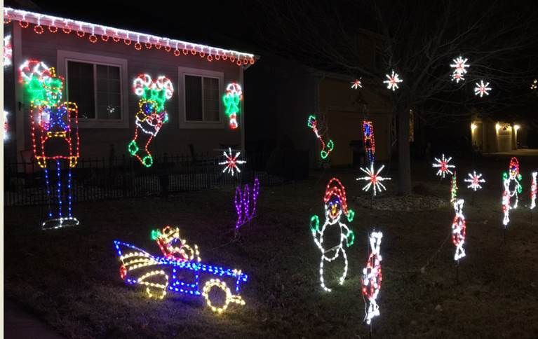 2016's best Omaha-area neighborhoods to see holiday lights | Good News | omaha.com