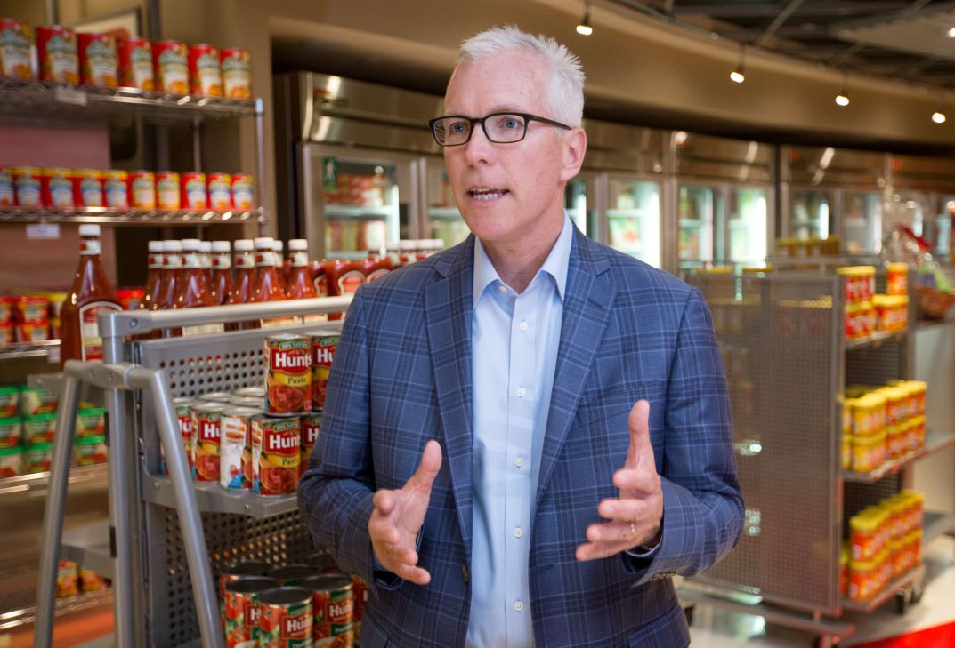ConAgra CEO Sean Connolly