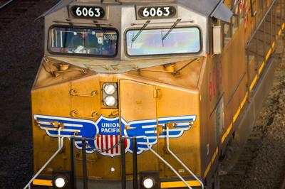Union Pacific - teaser