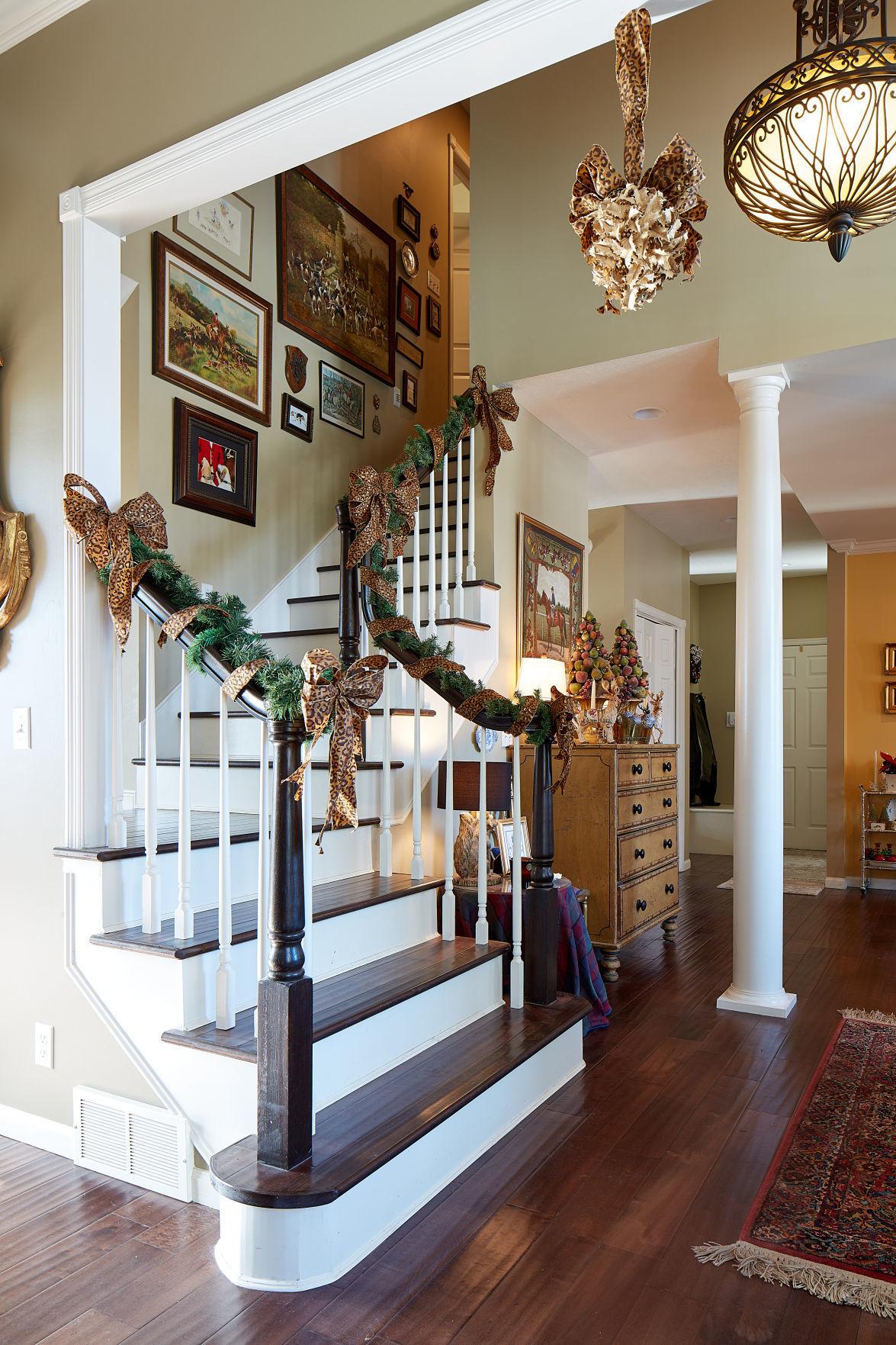 Toebben stairs