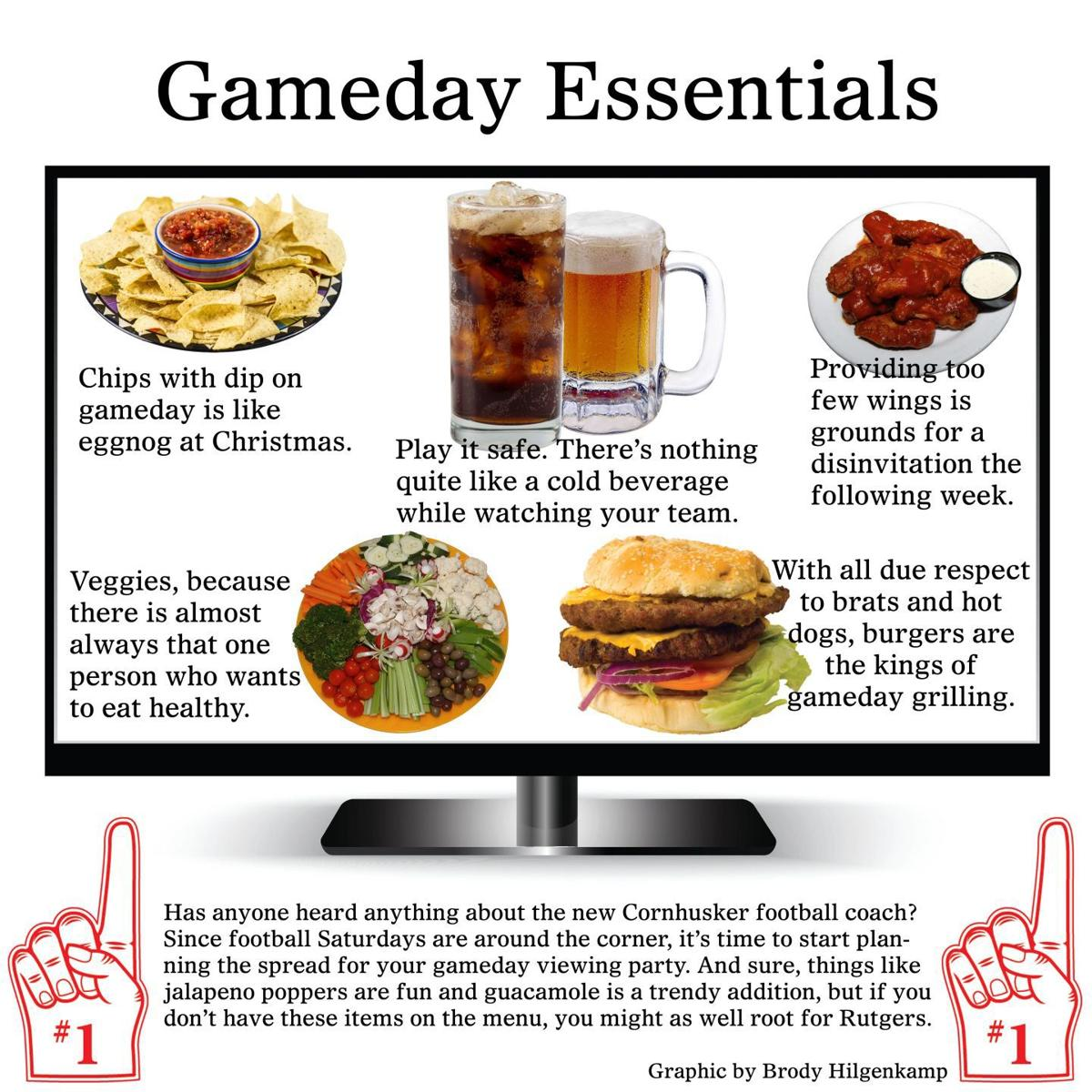 The perfect football viewing spread | Ralston Recorder | omaha.com