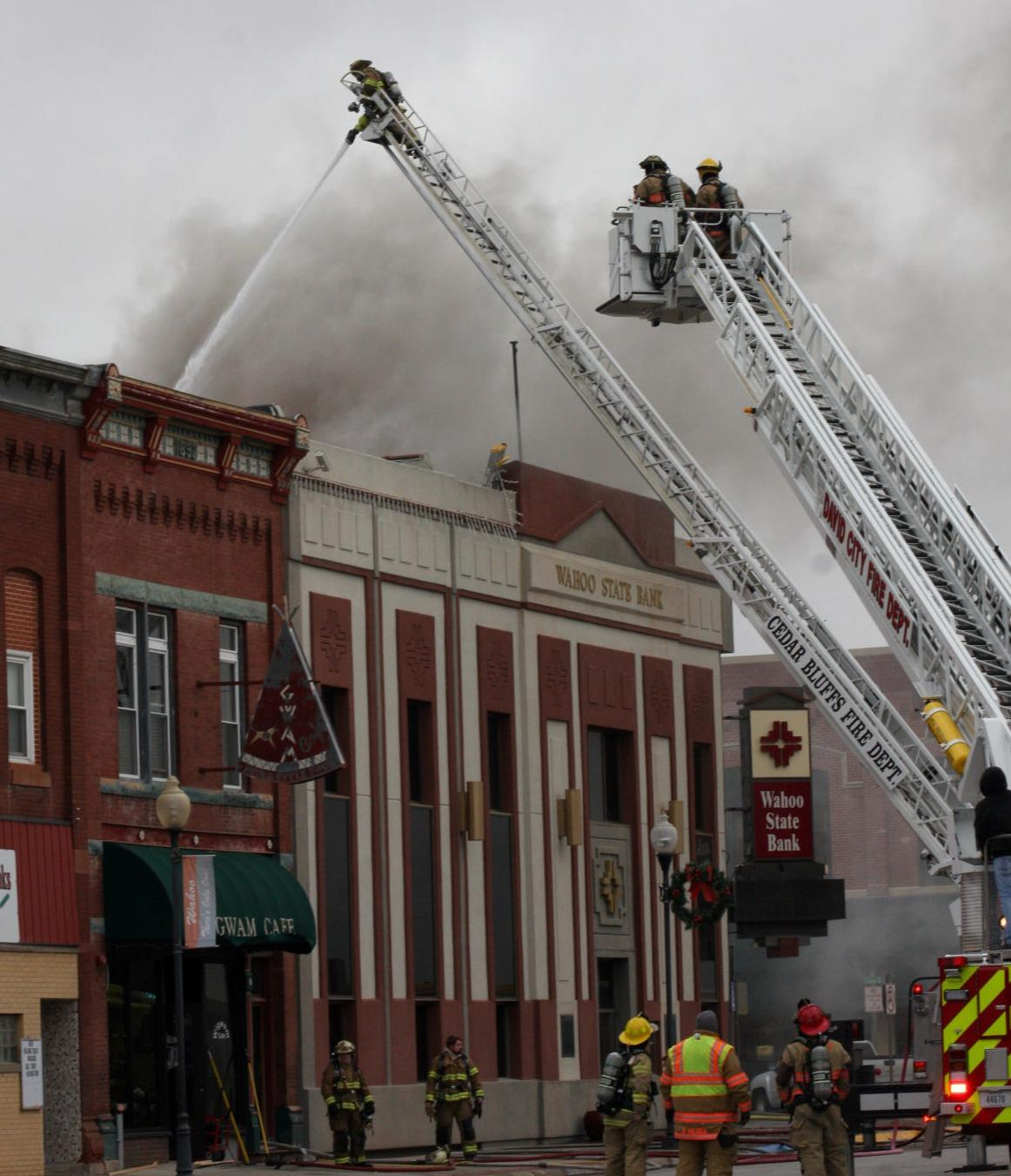 1 year after Wahoo State Bank blaze, new building's design