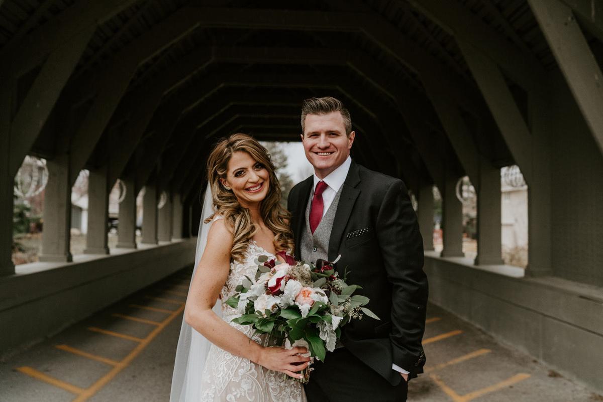 Conner Rensch wedding