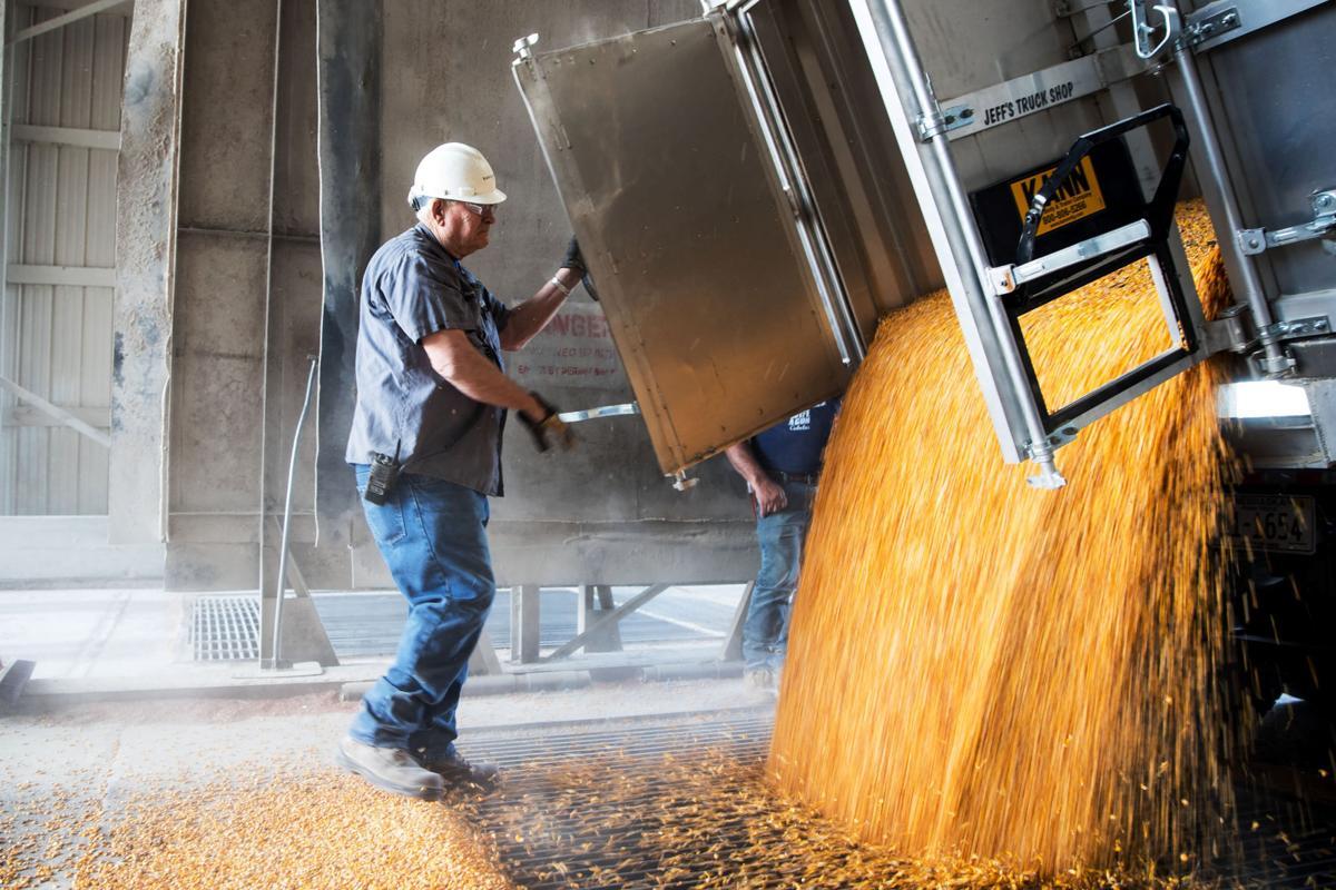 Take a peek inside one of Nebraska's grain elevators | Money