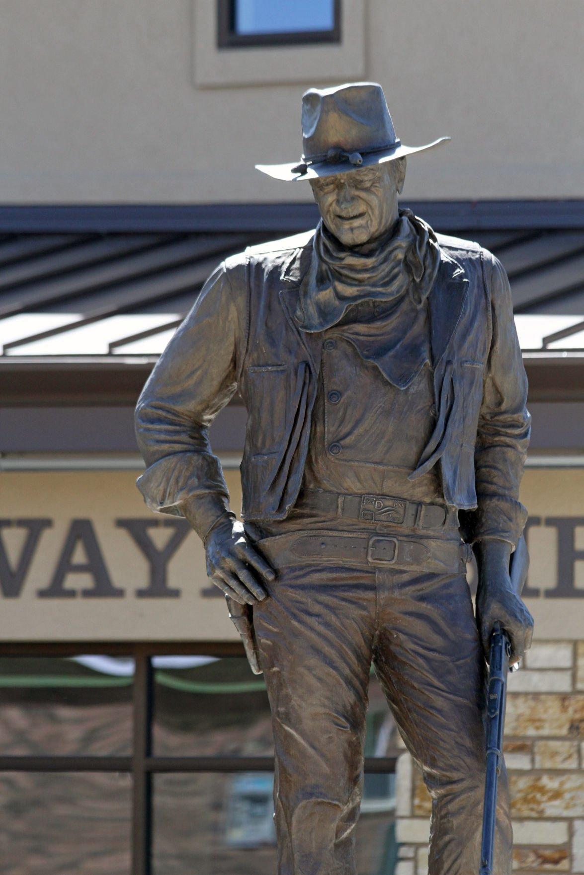 John Wayne Museum Pays Tribute To Movies Special