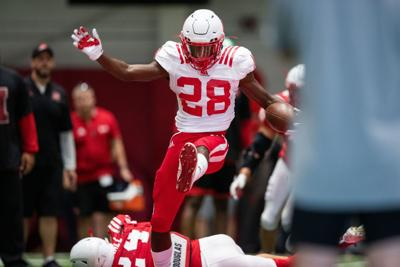 Instead of 'thunder and lightning,' Husker running backs could be called 'seek and destroy'