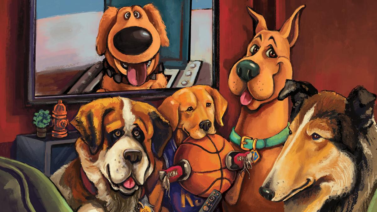 They're all good movies: The many subgenres of dog films