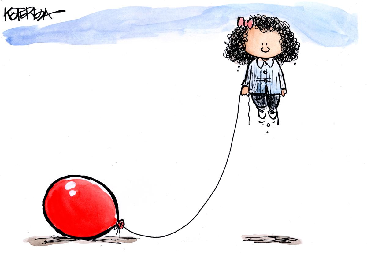 March cartoon