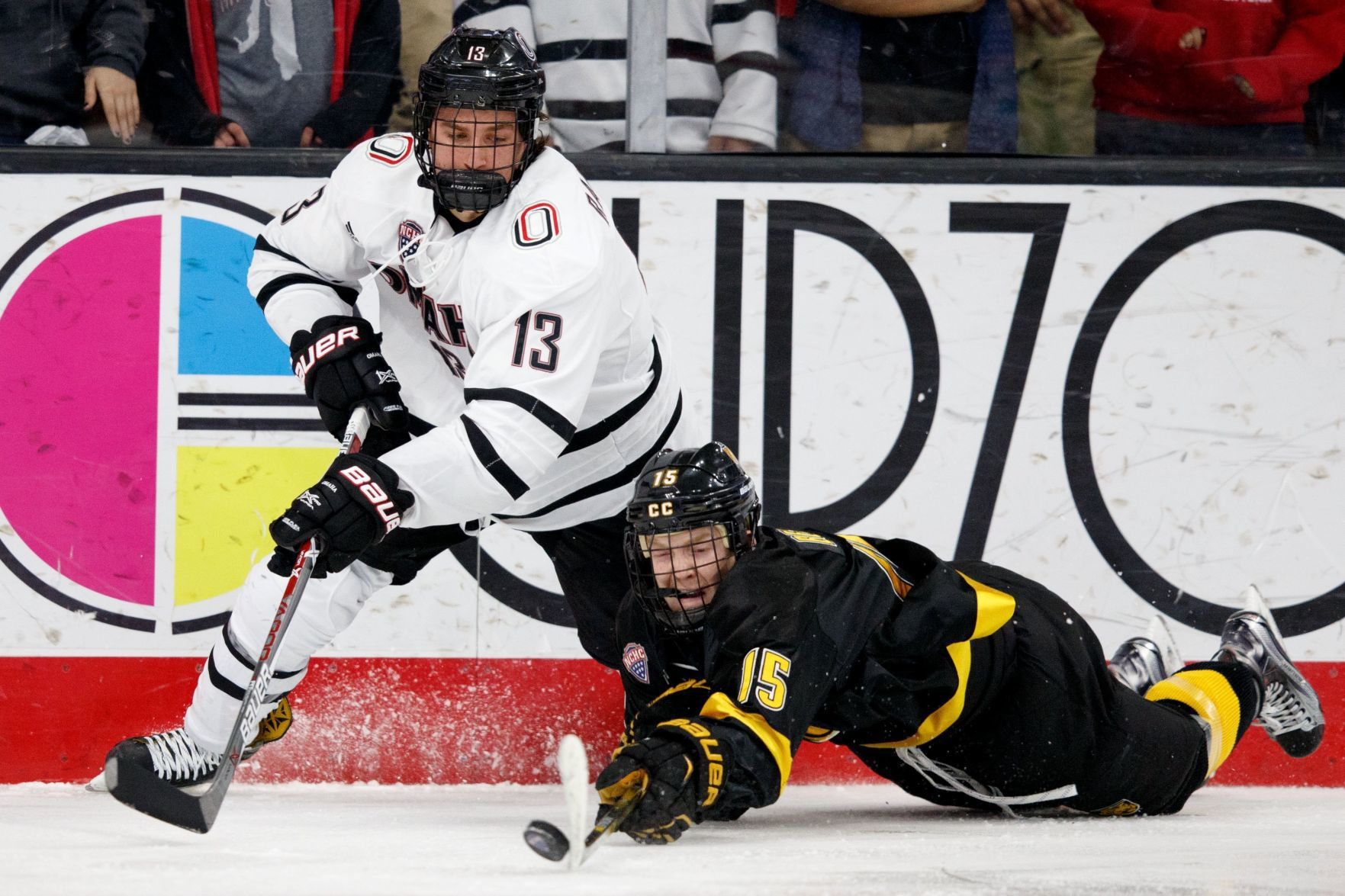 NCHC: NCAA Tournament Spots At Stake For No. 14 UNO Hockey At No. 7 Minnesota Duluth