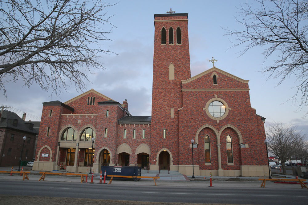 New church ready for UNL's Catholics