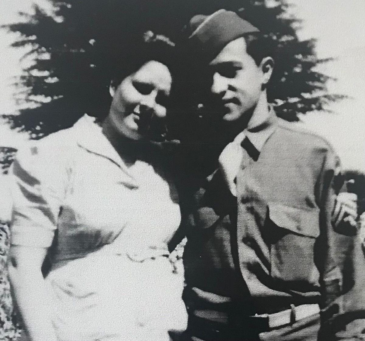 Adrienne and Buster Bonacci
