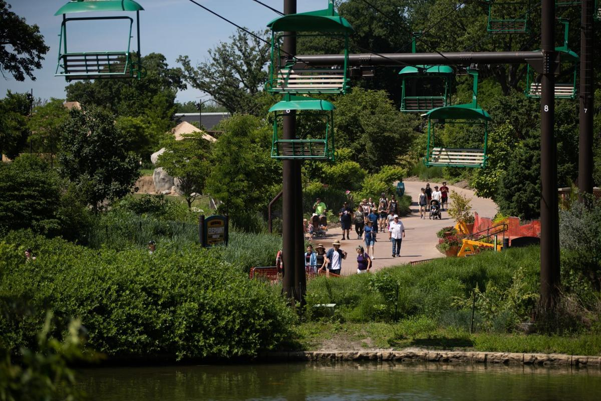 Henry Doorly Zoo expects to enter second phase of reopening next week