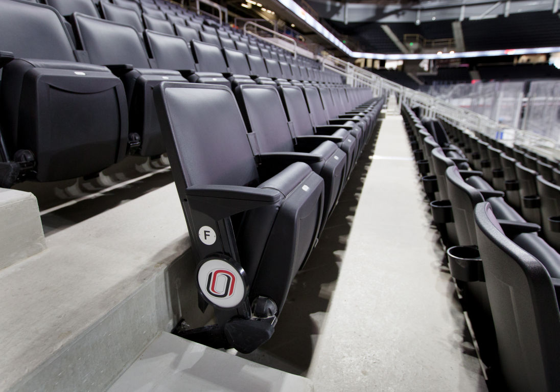 Home Sweet Home Advantage Take A Tour Of Unos Baxter Arena