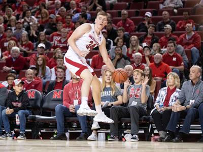 From garbage-time to the heart of Nebraska basketball's offense, Thor has thrived under Fred Hoiberg
