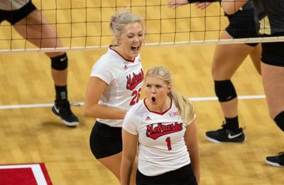 Main objective now for Nebraska volleyball? Win and advance — 'it doesn't matter how'