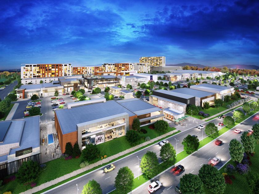 Property Development Centers : With new plan crossroads mall developer is ready to make