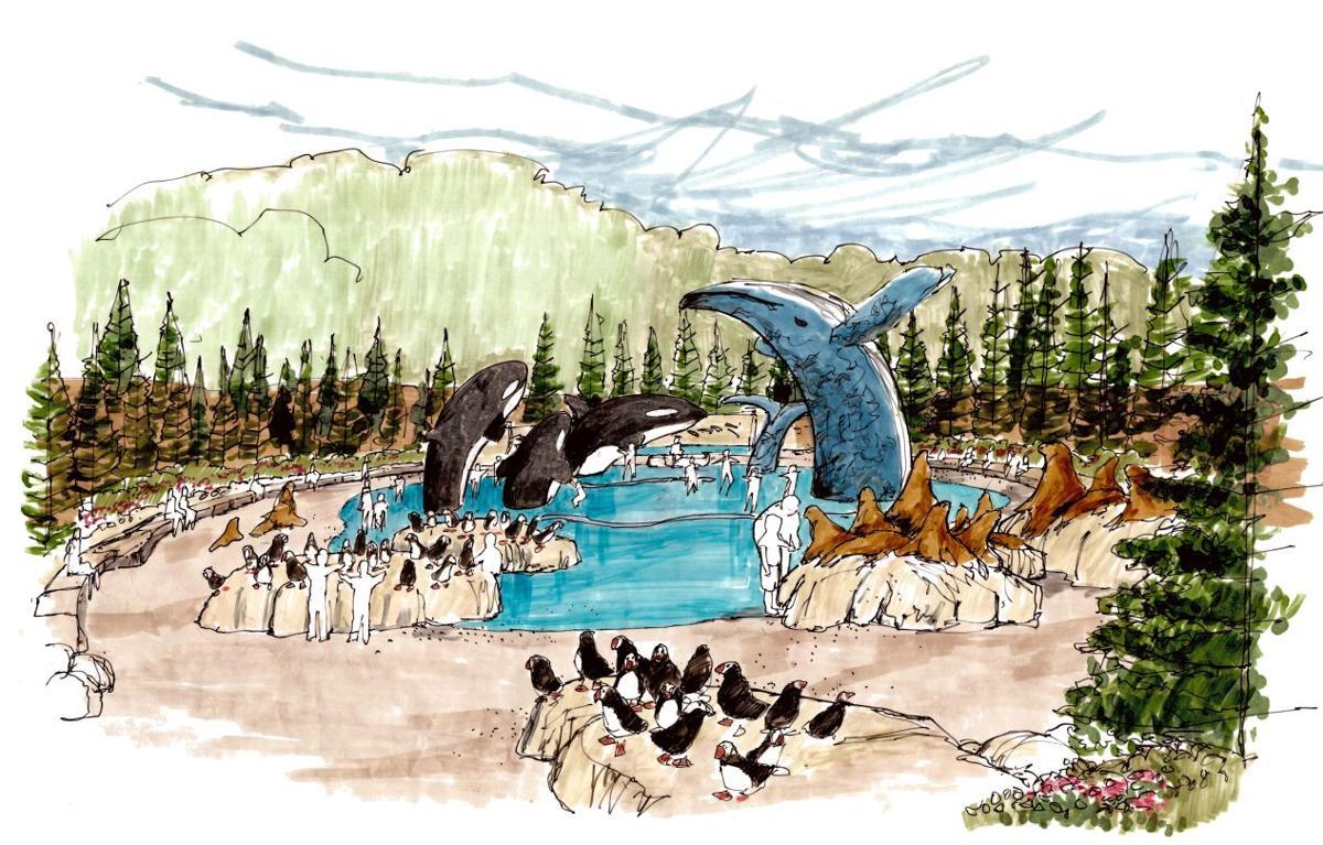 Alaskan Adventure splash park