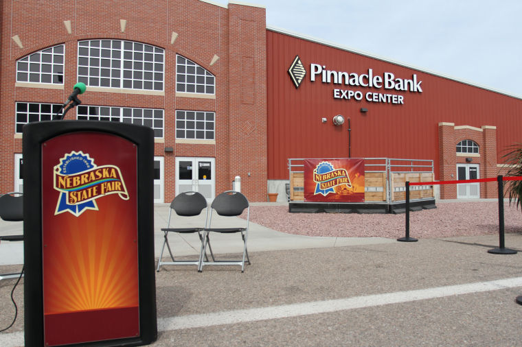 Nebraska State Fair building gets new name, sponsor