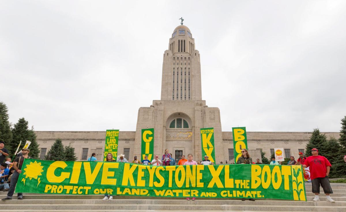 Keystone XL foes rally in Lincoln ahead of hearings on ...