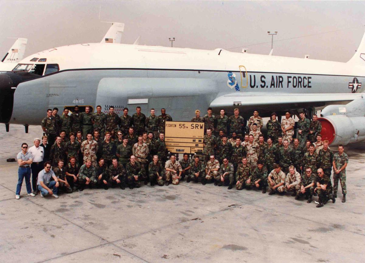 55th Strategic Air Reconnaissance