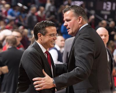 Shatel: Tim Miles wants everyone to know that he wasn't talking about Creighton basketball